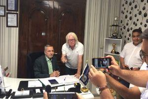 ثبت قرارداد استقلالیها در هیئت فوتبال