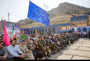 عکس/ مراسم گرامیداشت عملیات مرصاد در کرمانشاه