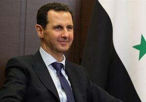 دفاع رئیس حزب معارض سوری خطاب از بشاراسد