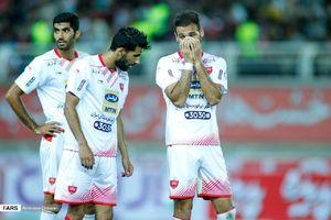 عکس/پیروزی پرسپولیس مقابل پدیده در بازی افتتاحیه