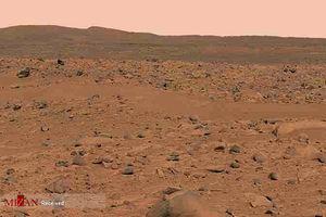 عکس/ سفر به سطح مریخ