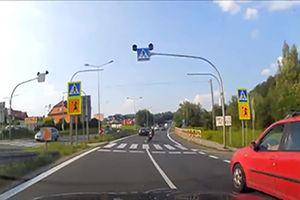 فیلم/ عاقبت کورس موتورها در جاده شهری!