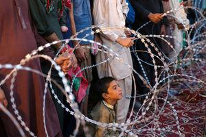 میتینگ انتخاباتی حزب تحریک انصاف به ریاست عمران خان در پاکستان