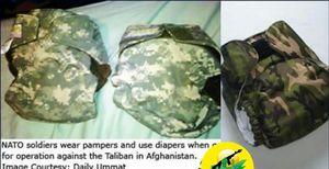 پوشک سربازان آمریکایی