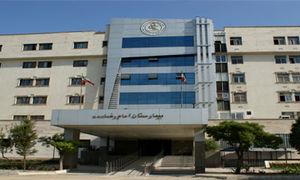 بازدید هیات خدمات پزشکی ارتش عمان از اداره بهداشت و درمان آجا
