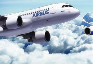 یک ایرباس ۳۱۹ از باند فرودگاه کرمانشاه خارج شد