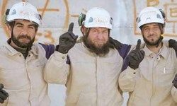همدستی کلاه سفیدها با تروریستها در ادلب