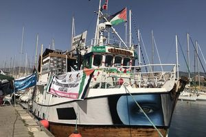 ناوگروه شکست محاصره به غزه نزدیک شد