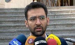 چرا تلویزیون وزیر ارتباطات را سانسور کرد؟ +عکس