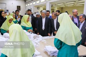 عکس/ سفر وزیر دفاع به زنجان
