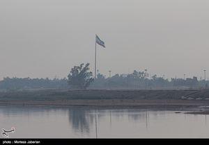 عکس/ ادامه آلودگی هوا در اهواز