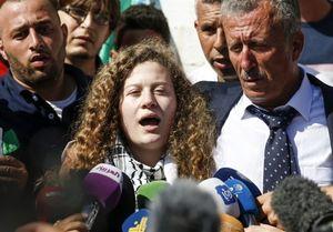 التمیمی پس از آزادی: قدس پایتخت ابدی فلسطین است