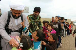 حاشیههای فراموششده از جنگ با داعش/ نیروهای بسیج مردمی چند میلیون آواره عراقی را به خانههای خود بازگرداندند؟ + نقشه میدانی و تصاویر