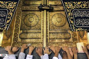 عکس/ حرم امن الهی در آستانه حج
