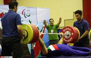 تست دوپینگ وزنهبردار ایران مثبت شد