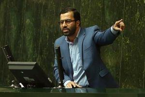 فیلم/ انتقاد شدید نماینده مجلس از علی لاریجانی!