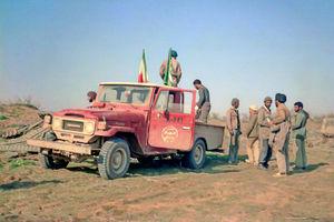 خبر نداشتیم تمام دنیا پشت «صدام» ایستاده است