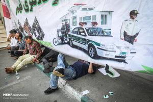 عکس/ دستگیری 479 مالخر در تهران
