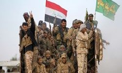 آغاز عملیات الحشد الشعبی در غرب عراق
