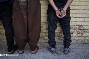 دستگیری عوامل آتش زدن عابربانک ها در خوزستان