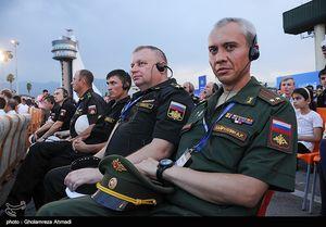 عکس/ مسابقات غواصی ارتش های جهان در نوشهر