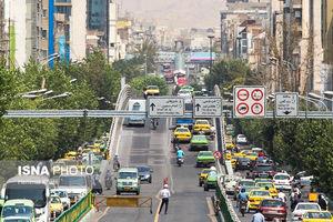 تهران گرمتر میشود