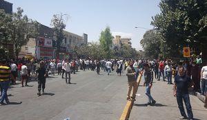بازداشت لیدرهای «برندپوش» در تجمعات اصفهان + تصویر