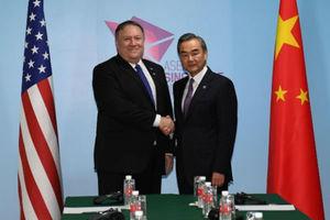 دیدار وزیران خارجه چین و آمریکا در میانه جنگ اقتصادی