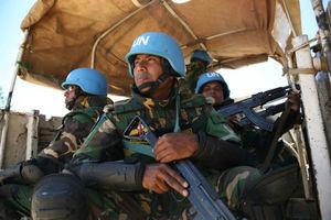 بازگشت کلاه آبیهای سازمان ملل به بلندیهای جولان