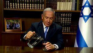 شکست راهبرد آبی تلآویو؛ نتانیاهو مراقب «پارچ آبش» باشد!