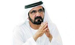 تبریک حاکم دبی به مناسبت عید نوروز