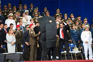 طرح ترور رئیسجمهور ونزوئلا شکست خورد +فیلم