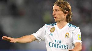 ناراحتی رئال مادرید از لوکا مودریچ