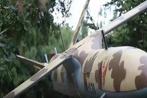 فیلم/ رونمایی از پهپادهای حزب الله در یک موزه
