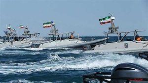 فیلم/ مظهر اقتدار ایران در دریا
