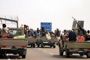 فیلم/ بمباران آشیانه جنگنده های سعودی