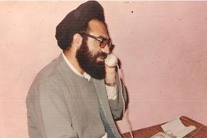 فیلم/ شهادت فرزند عزیز خمینی(ره)