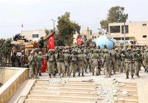 گسترش نفوذ فرهنگی ترکیه در شمال سوریه