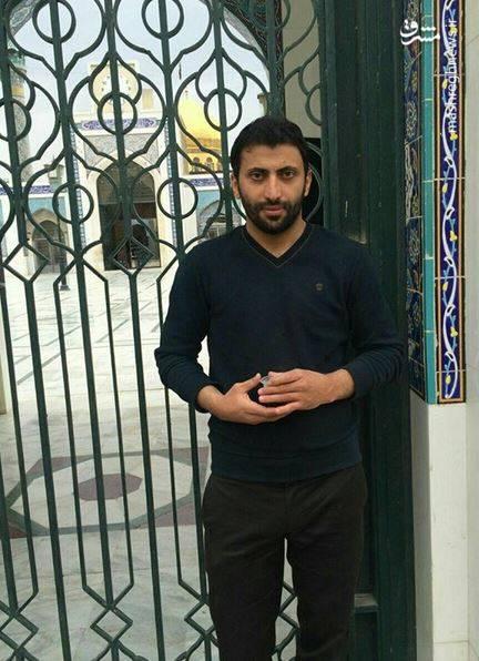 شهید مدافع حرم، مرتضی حسین پور شلمانی لنگرودی