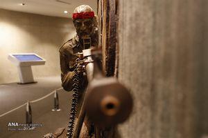 عکس/ فضای جالب و دیدنی موزه دفاع مقدس