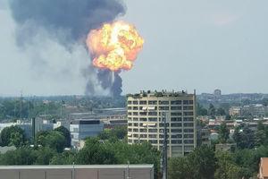 فیلم/ تصاویر اولیه از انفجار در فرودگاه بلونیا ایتالیا