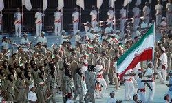 یک بانوی دیگر پرچمدار ایران می شود