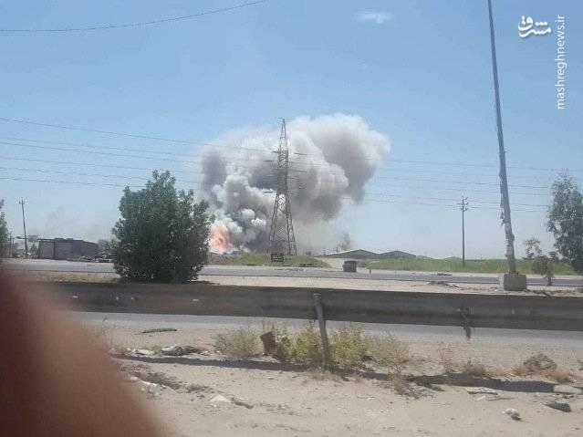 انفجار دومین انبار مهمات در عراق در یک روز