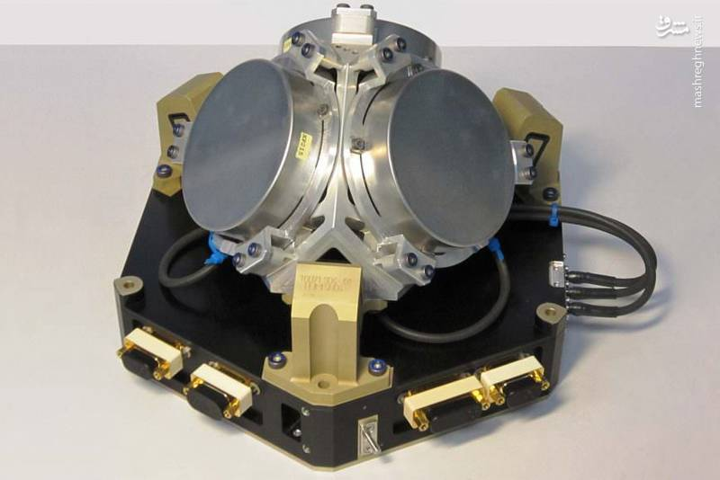 نوعی ژیروسکوپ فیبر نوری