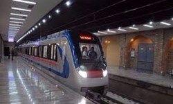 خدمات رسانی متروی تهران و حومه در روز عید سعید قربان