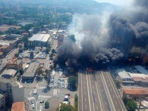 انفجار خونین در ایتالیا