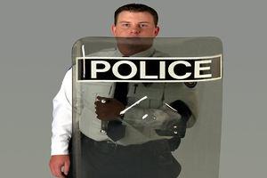 فیلم/ مقاومت فوق العاده سپر پلیس ضد شورش