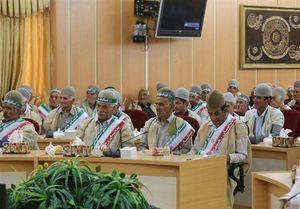 عکس/دیدار وزیر اطلاعات با عشایر