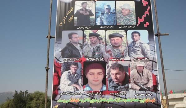 روایت دلهرهآور مردم مریوان از حادثه تروریستی ۳۰ تیر