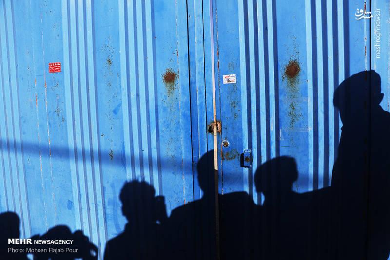 پلمب انبارهای میلیاردی احتکار کنندگان در کرمان